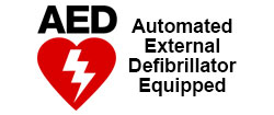 AED Equipped
