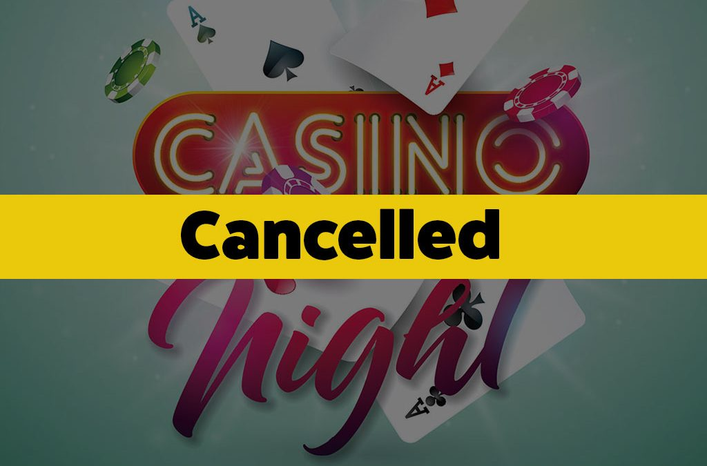 CHI Oakes Hospital Foundation Casino Night Cancelled